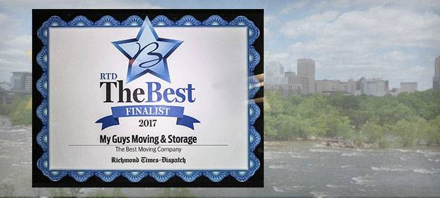 Best Richmond Moving Company