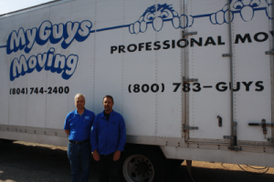 Professional Movers and Moving Truck