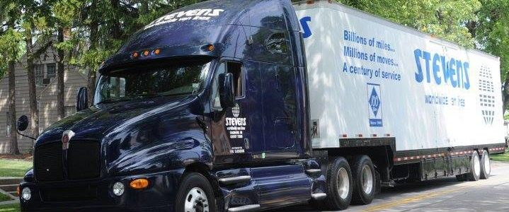 Out-of-State Moving with Stevens Worldwide Van Lines