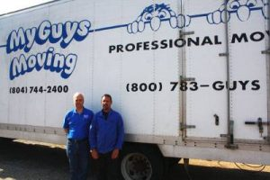 Professional Movers serving Virginia