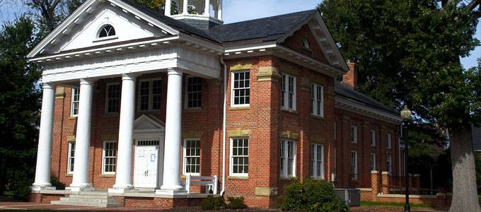 Moving to Historic Chesterfield, VA