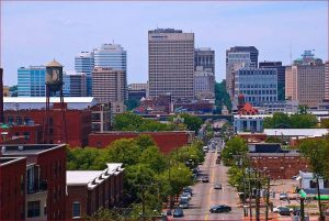 Downtown Richmond, VA