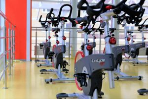 Moving fitness equipment to new locations