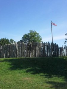 Fortress at Historic Jamestowne