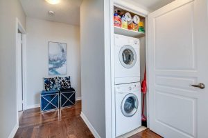 Household items for apartment laundry