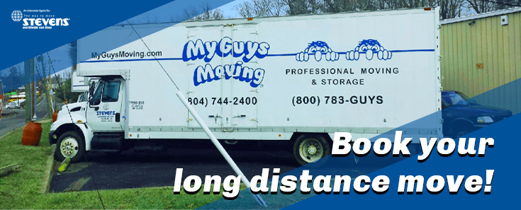 Long Distance Booking