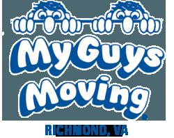 My Guys Moving and Storage – Richmond